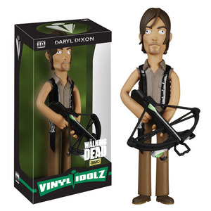 Vinyl Idolz 10 - The Walking Dead - Daryl Dixon - 搪膠嘔像 No.10 陰屍路 - 戴瑞·迪克森