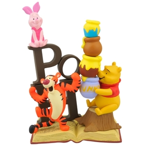 Winnie the Pooh Stacking Game - 維尼熊疊疊樂系列
