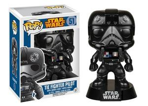 Star Wars POP! vinyl bobble-head - Tie Fighter Pilot - 星際大戰 POP!搖頭娃 - 鈦戰機駕駛員