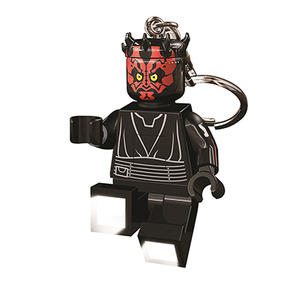LEGO LED Key Light Star Wars seires - Darth Maul - 樂高 LED燈鑰匙圈 星際大戰系列 - 達斯魔