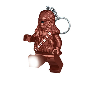 LEGO LED Key Light Star Wars seires - Chewbacca - 樂高 LED燈鑰匙圈 星際大戰系列 - 丘巴卡