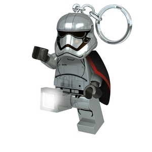 LEGO LED Key Light Star Wars seires - Captain Phasma - 樂高 LED燈鑰匙圈 星際大戰系列 - 法斯瑪隊長