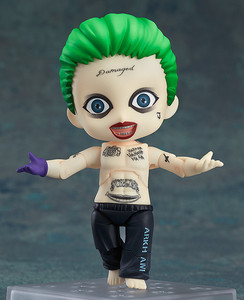 Nendoroid No. 671 Suicide Squad - The Joker - 黏土人 Q版人偶No.671 自殺突擊隊 - 小丑