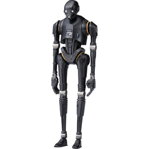 Star Wars METACOLLE Metal Collection - K-2SO - 星際大戰 金屬製迷你人偶 - K-2SO