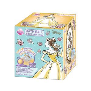 Oh!-egg Beauty and the Beast bath ball series - assortment - 美女與野獸 沐浴球盒玩系列 - 隨機單抽