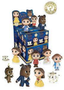 Beauty and the Beast mystery minis - assortment - 美女與野獸 神秘盒玩 - 隨機單抽
