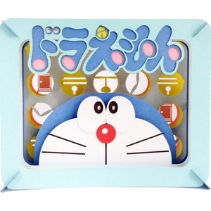 Paper Theater 068 - Doraemon - UP - 紙工藝電影院 PT-068 - 小叮噹 - UP