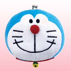 I'm Doraemon Plush Coin Case - 小叮噹 絨毛零錢小包 - I'm Doraemon