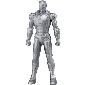 Marvel METACOLLE Metal Collection - Iron Man Mark II - 漫威 金屬製迷你人偶 - 鋼鐵人MK2