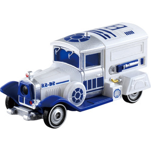 Star Wars Tomica Star Cars 03(NEW) - R2-D2  Classic Car - 星際大戰 多美小車 SC-03(新版編號) - R2-D2 老爺車
