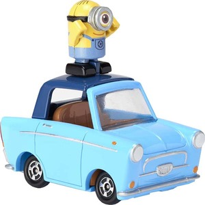 Dream Tomica Ride On R03 - Minions / Stuart X Lucy's Car - 夢幻多美小車 騎乘系列 R03 - 小小兵 史都華 & 露西的車