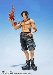 Figuarts ZERO One Piece - Portgas D Ace ~5th Anniversary Edition~ - Fzero 海賊王 - 火拳艾斯 ~5周年紀念版~