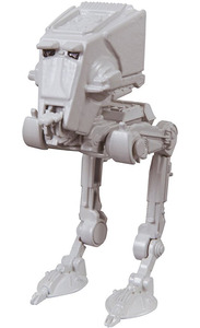 Star Wars Vehicle Tomica TSW AT-ST - 星際大戰交通工具 多美小車 TSW AT-ST
