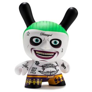 "5"" Batman Dunny series - The Joker Suicide Squad - 5"" 蝙蝠俠聯名Dunny - 自殺突擊隊款小丑"