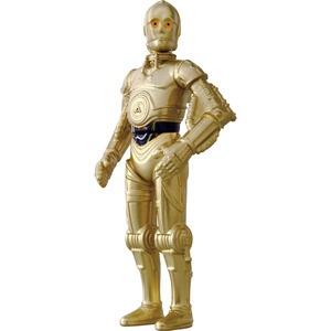 Star Wars METACOLLE Metal Collection #12(NEW) - C-3PO (New Hope ver.) - 星際大戰 金屬製迷你人偶 #12(新編號) - C-3PO (EP4版本)