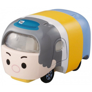 Tsum Tsum Disney Motor Tomica - Alice in the Wonderland Mad Hater Tsum - 迪士尼多美小車 Tsum Tsum - 愛麗絲夢遊仙境 瘋狂帽客 疊