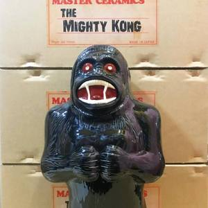 Spanky X Shelterbank Master Ceremics - The Mighty Kong Black - 陶瓷霸主 - 大金剛 黑色