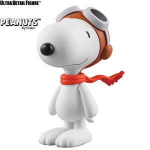UDF Peanuts (Snoopy) series 1 - Snoopy the Flying Ace - UDF 花生米村 (史努比) 系列 第1彈 - 飛行員史努比