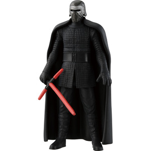 Star Wars METACOLLE Metal Collection #15(NEW) - Kylo Ren (The Last Jedi ver.) - 星際大戰 金屬製迷你人偶 #15(新編號) - 凱羅忍 (EP8版本)