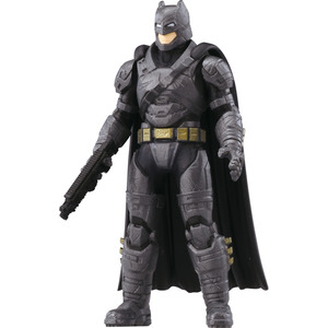 DC METACOLLE Metal Collection - Armored Batman - DC 金屬製迷你人偶 - 裝甲蝙蝠俠