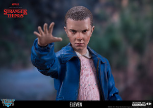 "Stranger Things 7"" action figure - Eleven - 怪奇物語 7""可動人偶 - 11號"