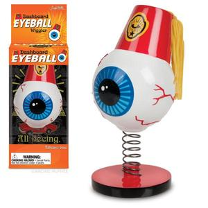 Archie McPhee Dashboard Eyeball Wiggler - 帽子眼球 搖頭公仔