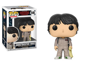 Stranger Things POP! vinyl figure - Ghostbuster Mike - 怪奇物語 POP!人偶 - 麥克 魔鬼剋星裝扮
