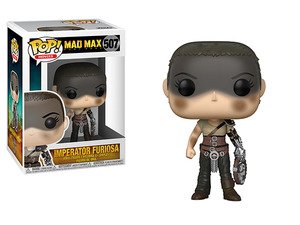 Mad Max: Fury Road POP! vinyl figure - Imperator Furiosa - 瘋狂麥斯:憤怒道 POP!人偶 - 芙莉歐莎指揮官