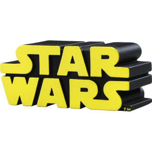 Star Wars METACOLLE Metal Collection - Logo Collection Yellow - 星際大戰 金屬製迷你人偶 - Logo 黃色款