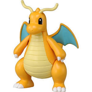 Pocket Monster (Pokemon) METACOLLE Metal Collection - Kairyu (Dragonite) - 精靈寶可夢(神奇寶貝) 金屬製迷你人偶 - 快龍