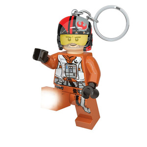 LEGO LED Key Light Star Wars seires - Poe Dameron - 樂高 LED燈鑰匙圈 星際大戰系列 - 波戴姆倫