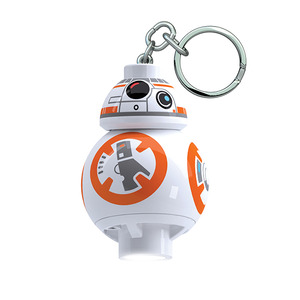 LEGO LED Key Light Star Wars seires - BB-8 - 樂高 LED燈鑰匙圈 星際大戰系列 -BB-8
