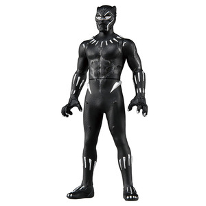 Marvel METACOLLE Metal Collection - Black Panther - 漫威 金屬製迷你人偶 - 黑豹