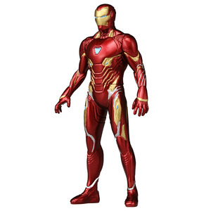 Marvel METACOLLE Metal Collection - Iron Man (Avengers3 ver.) - 漫威 金屬製迷你人偶 - 鋼鐵人MK50