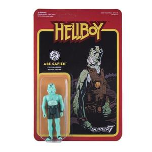 "ReAction 3.75"" Figure seires - Hell Boy - Abe Sapien - 地獄怪客 3.75吋復古人偶 - 亞伯"