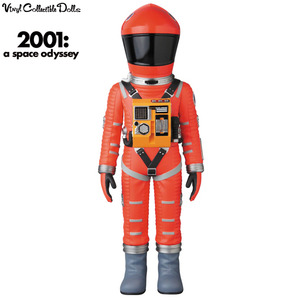 VCD 2001: A Space Odyssey by Stanley Kubrick - Space Suit Orange  - VCD 2001太空漫遊 - 太空裝 橘色 款