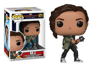 Spider-man: Far From Home POP! Bobble-Head - MJ - 蜘蛛人: 離家日 POP!搖頭娃 - MJ