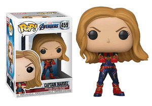 Avengers: Endgame POP! vinyl bobble-head - Captain Marvel - 復仇者聯盟4: 終局之戰 POP!搖頭娃 - 驚奇隊長