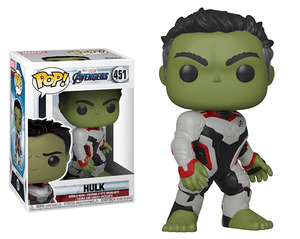 Avengers: Endgame POP! vinyl bobble-head - Hulk - 復仇者聯盟4: 終局之戰 POP!搖頭娃 - 浩克