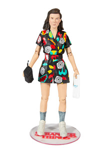 "Stranger Things 7"" action figure - Eleven Ver.3 - 怪奇物語 7""可動人偶 - 伊萊雯 V3"