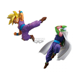 Dragon Ball Super Super Soldier Story prize figure - Chapter 1 Teacher & Student - Piccolo / Super Saiyan Son Gohan - 七龍珠超 超戰士列傳 景品人偶 ~第三章師徒熱戰~ 比克 / 超級賽亞人孫悟飯
