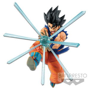 Dragon Ball Z Gxmateria prize figure - Son Goku - 七龍珠Z Gxmateria 人偶景品 - 孫悟空