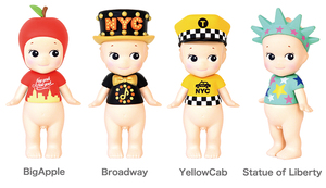 Sonny Angel mini figure - in New York series - assortment - 紐約系列 Sonny Angel盒玩 - 隨機單抽