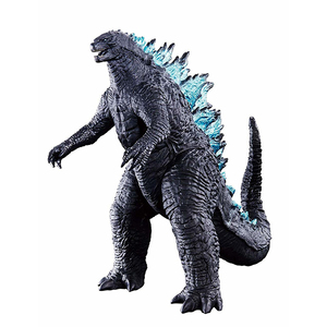 King of Monster Sofubi series - Godzilla (2019) - 怪獸王 軟膠系列 - 哥吉拉 (2019版)