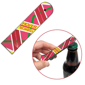 Back to the Future Marty McFly Hoverboard Bottle Opener - 回到未來 馬蒂的飄浮滑板 金屬開瓶器
