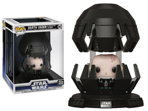 Star Wars POP! vinyl bobble-head - Darth Vader in Meditation Chamber  (The Empire Strikes Back 40th Anniversary)  - 星際大戰 POP!搖頭娃 - 黑武士在治療艙裡 (帝國大反擊 40周年紀念)