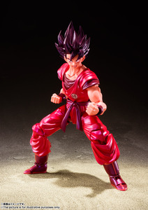 S.H.Figuarts Dragon Ball - Son Goku (Kaiou Fist) - SHF 七龍珠 - 孫悟空 (界王拳)