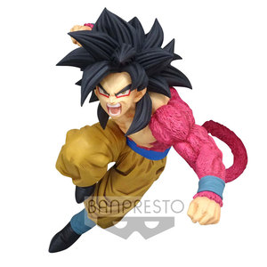 Dragon Ball GT Super Skill Painting prize figure - Super Saiyan 4 Son Goku - 七龍珠GT 超人技画 人偶景品 - 孫悟空 超級賽亞人4
